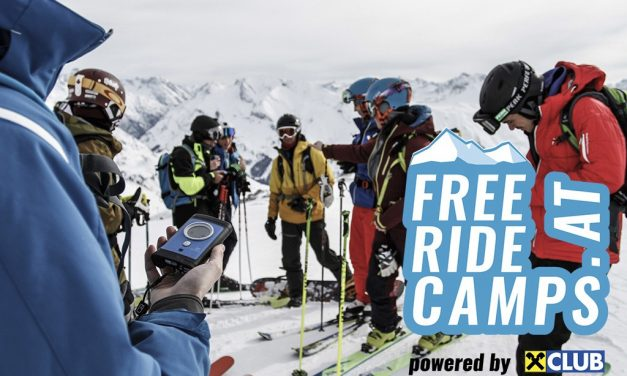 Kostenlose Backcountry-Coachings mit Freeridecamps.at