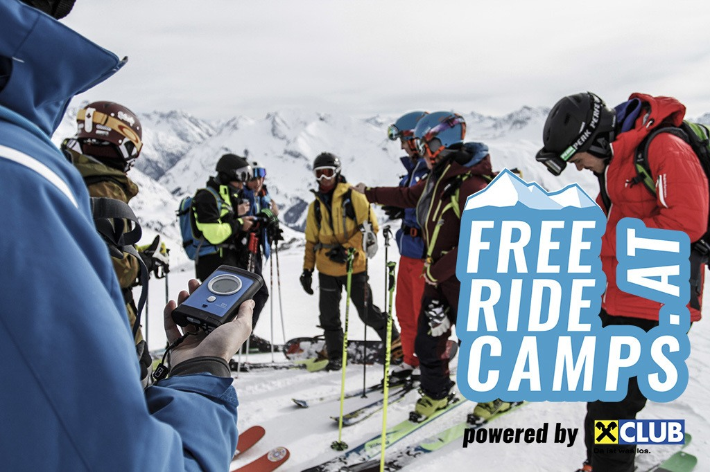 Freeride Camp, Freeridecamp.at