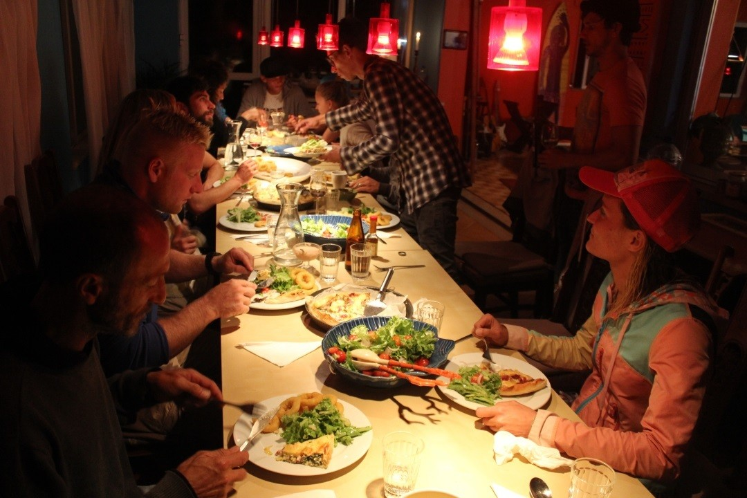 Beef, Beer and Barrels bei The Surf Experience