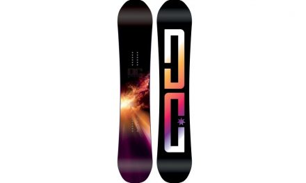 Snowboard DC Ply