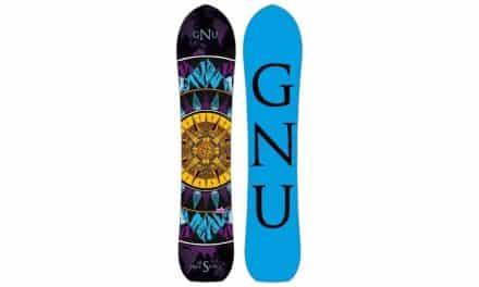 Snowboard Gnu Free Spirit