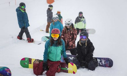 Recap: Blue Tomato Girls Day im Superpark Planai