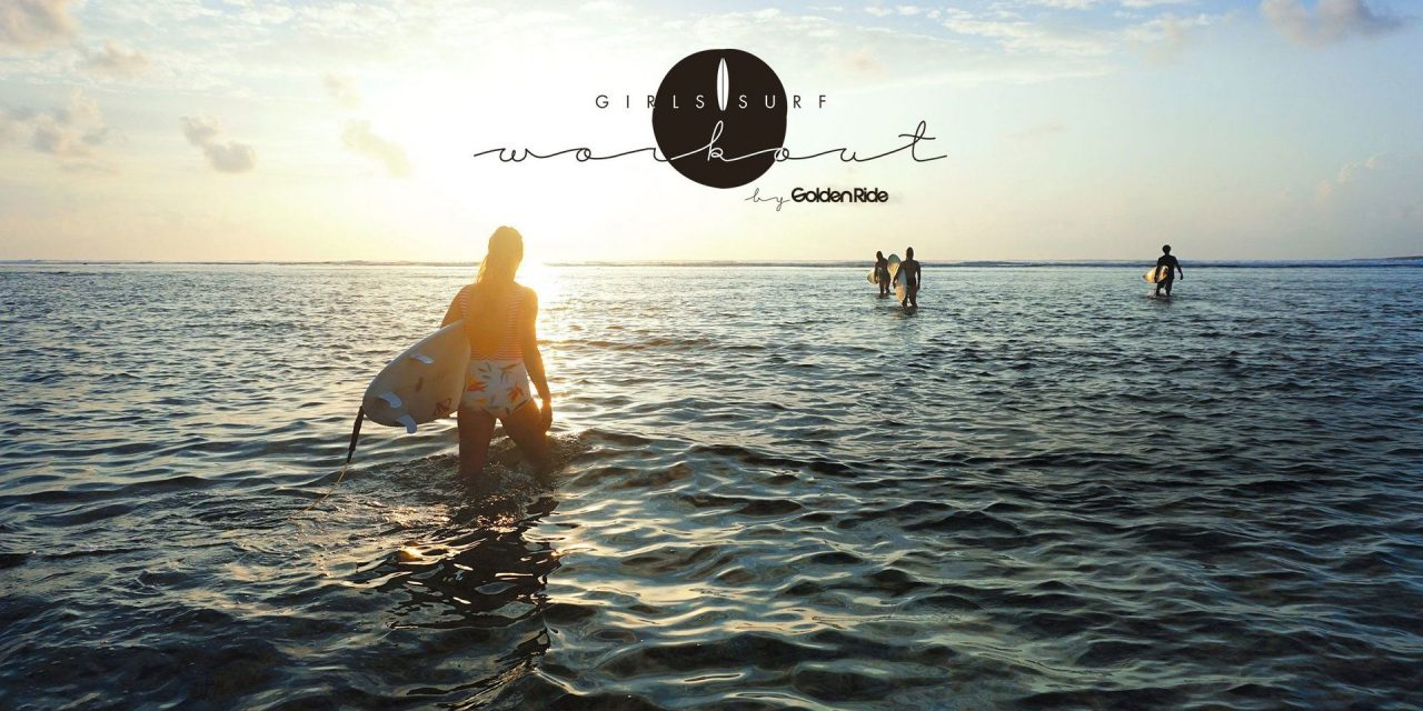 Girls Surf Workout by Golden Ride