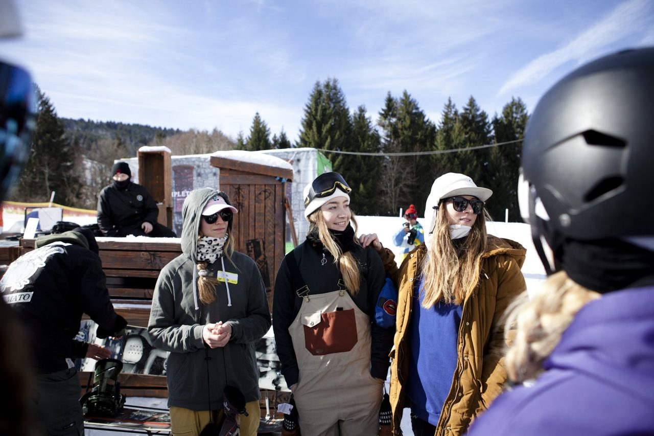 Nikita G.W.R. Snow Session Nesselwang