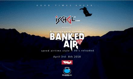 Ischgl Banked Air 2018