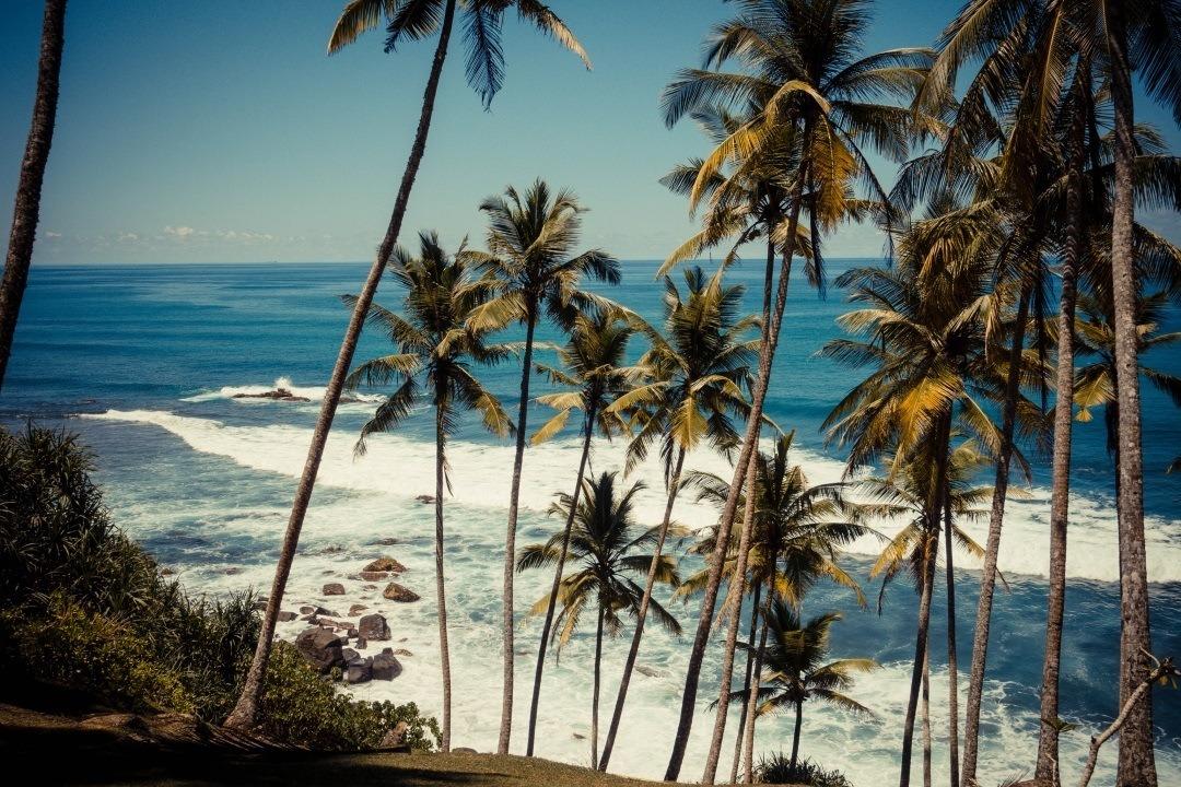 Meerblick Sri Lanka