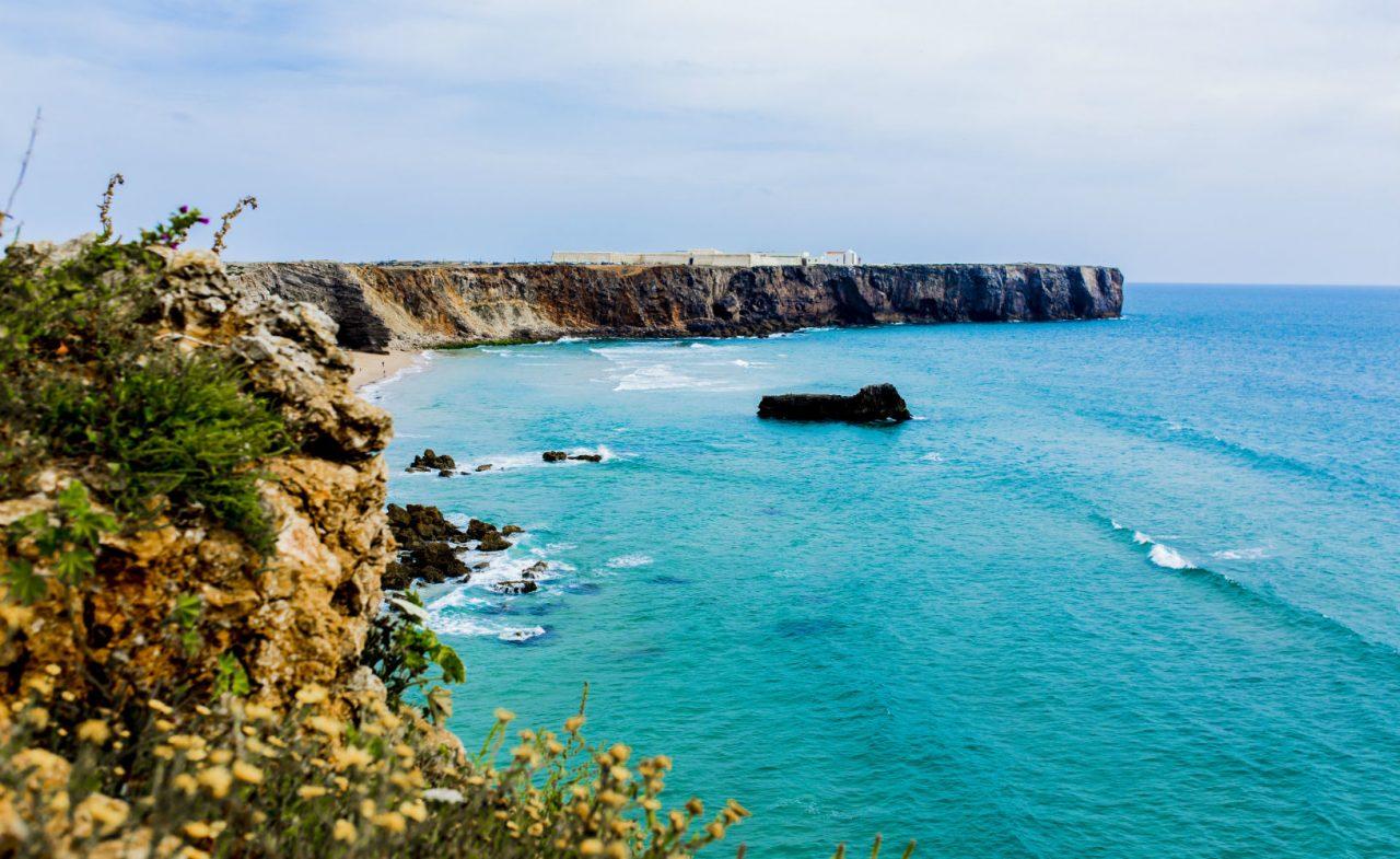 Portugal Surflife Atlantic Riders Algarve coastline