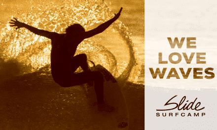 Slide Surfcamp Praia da Vagueira – Portugal