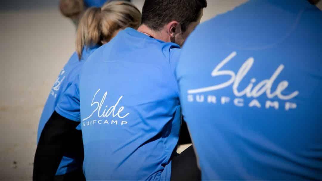Slide Surfcamp Surfunterricht
