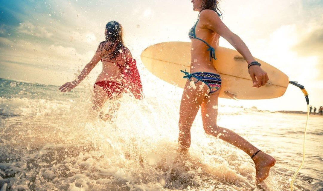 Summersurf – Surf & Yoga Camp – Frankreich
