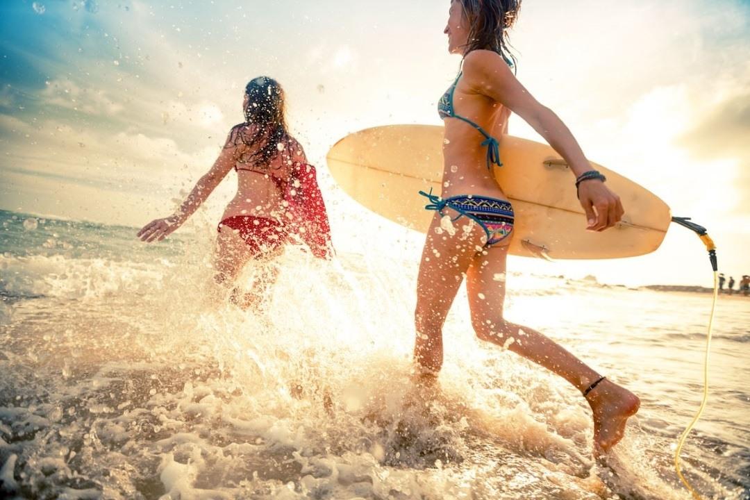 Summersurf Surf & Yoga Camp