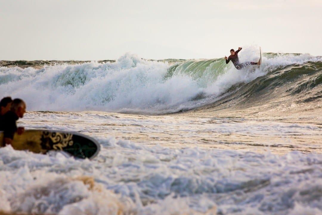 Surfen in Vieux