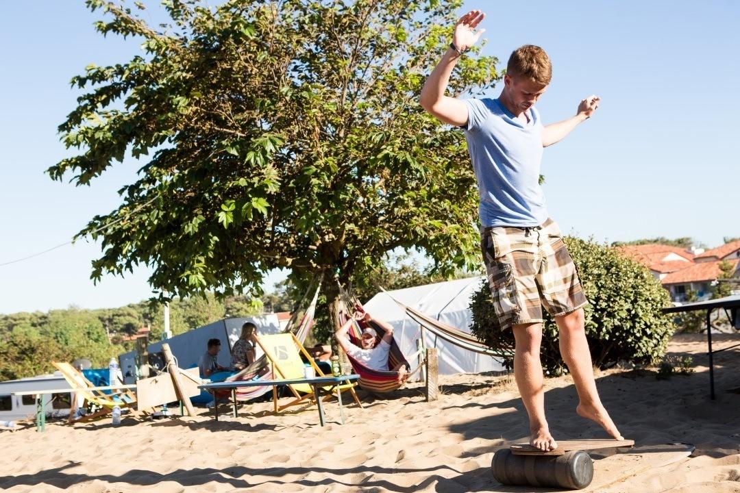 Wavetours Camp Vieux