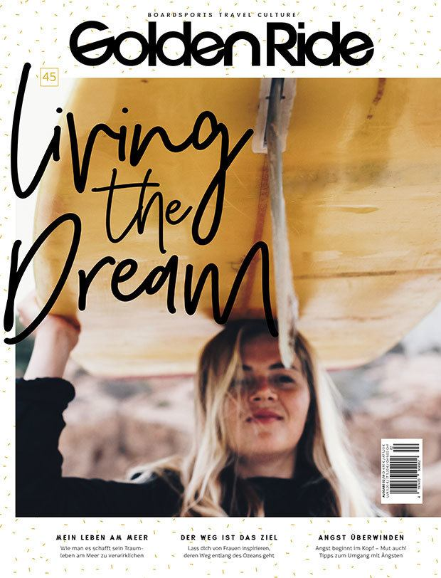 Golden Ride Magazine, Living the dream Ausgabe