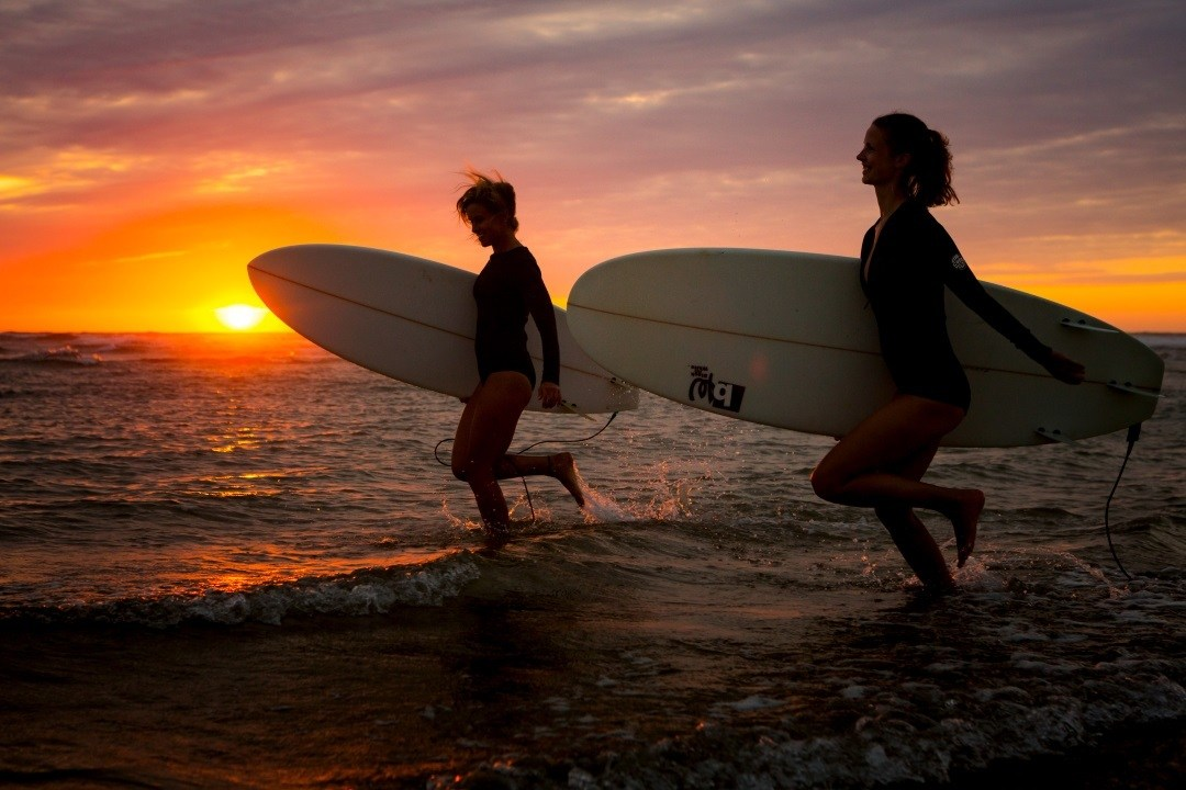 Surfen im Wavetours St. Girons 24plus