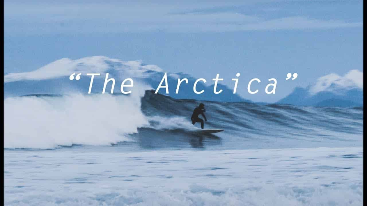 The Arctica, Maria Petersson