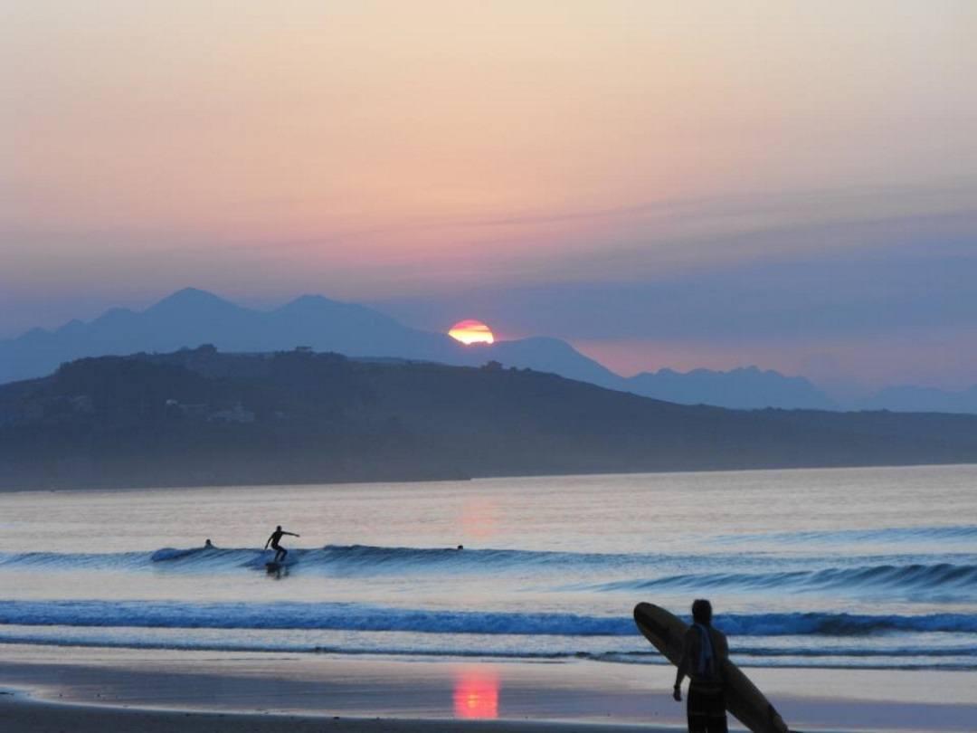 Surfen in Kantabrien