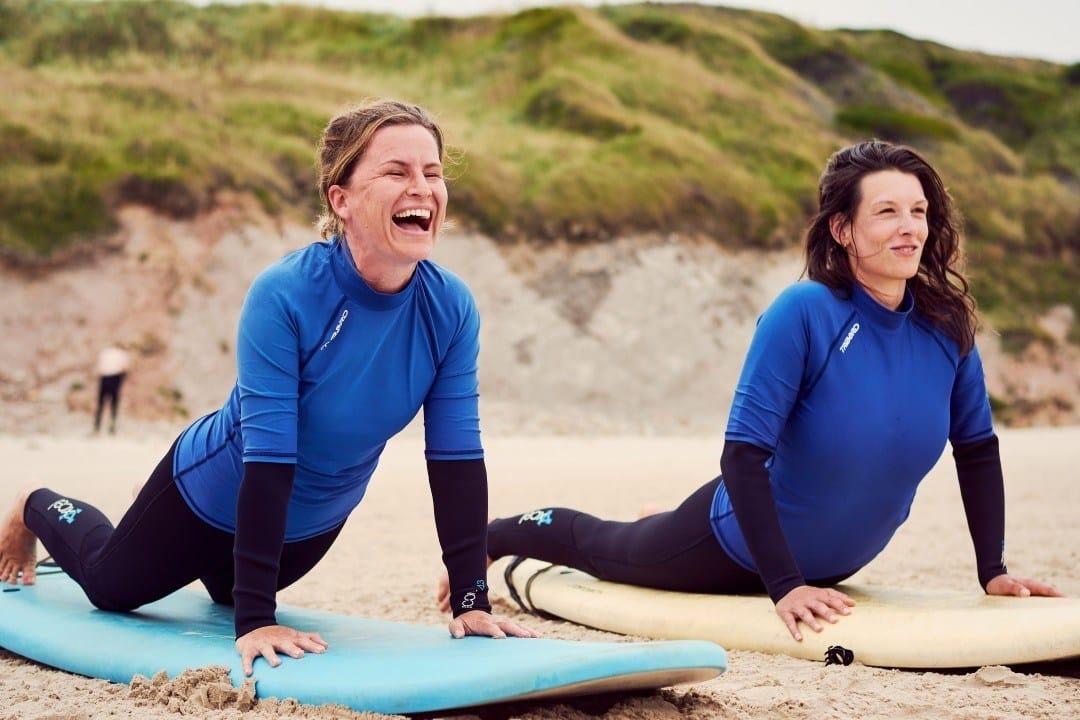 Surfunterricht bei elementsurf