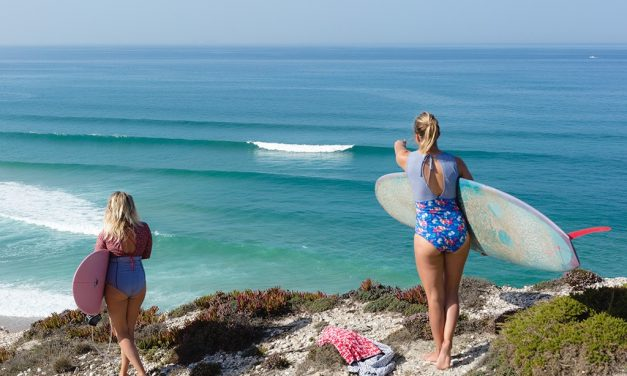 Choice Surf Adventures Portugal 2018