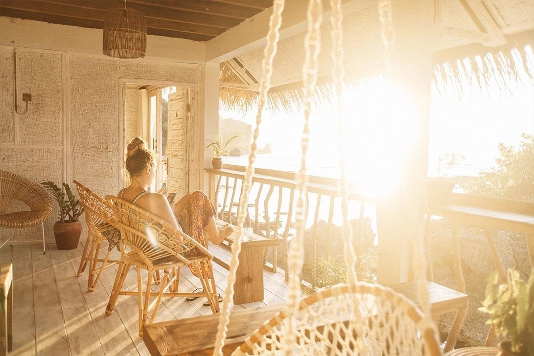 Dreamsea Surf Camp Bali - Chill Area