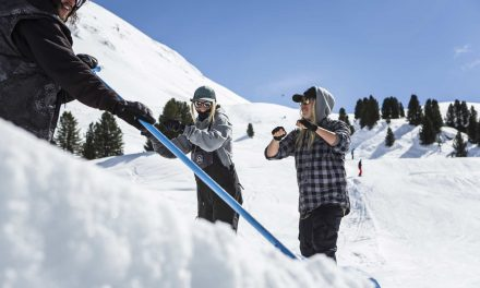 Die Diamond Girls Crew – Frauen Power in Obergurgl