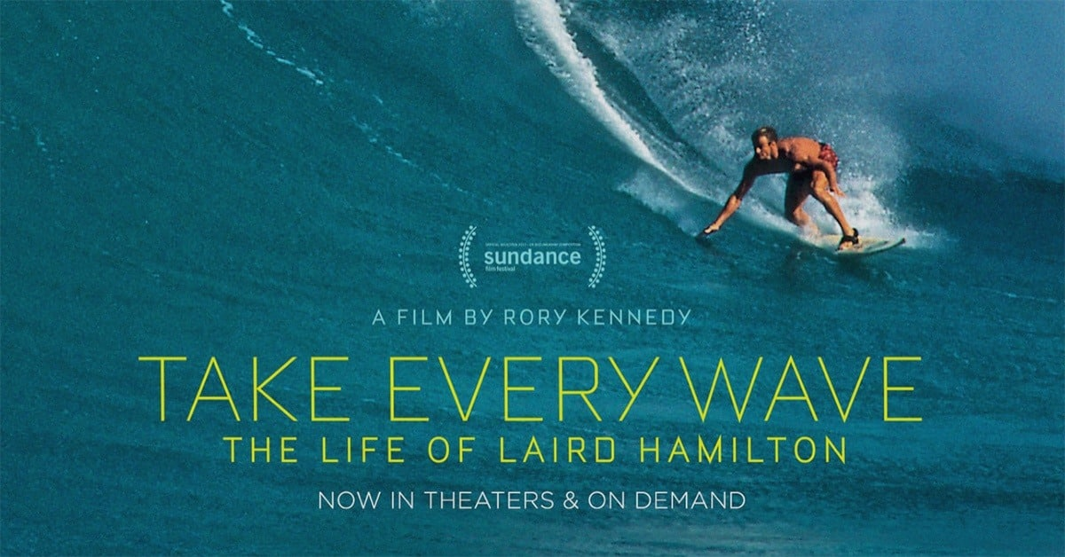 Take every Wave: The life of Laird Hamilton – Verlosung