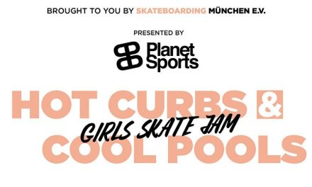 Hot Curbs & Cool Pools – Skateboard Event 2018