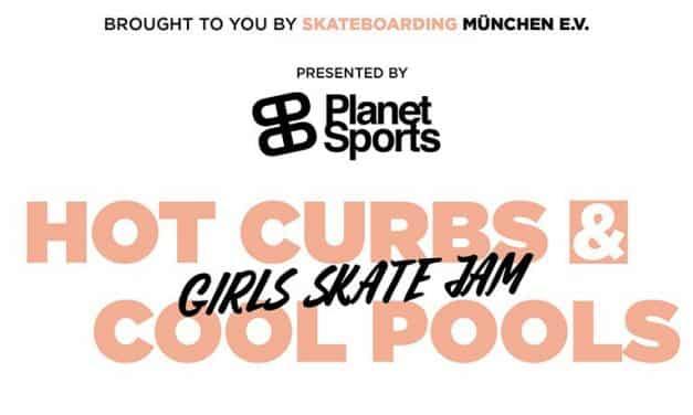 Hot Curbs & Cool Pools – Skateboard Event 2018