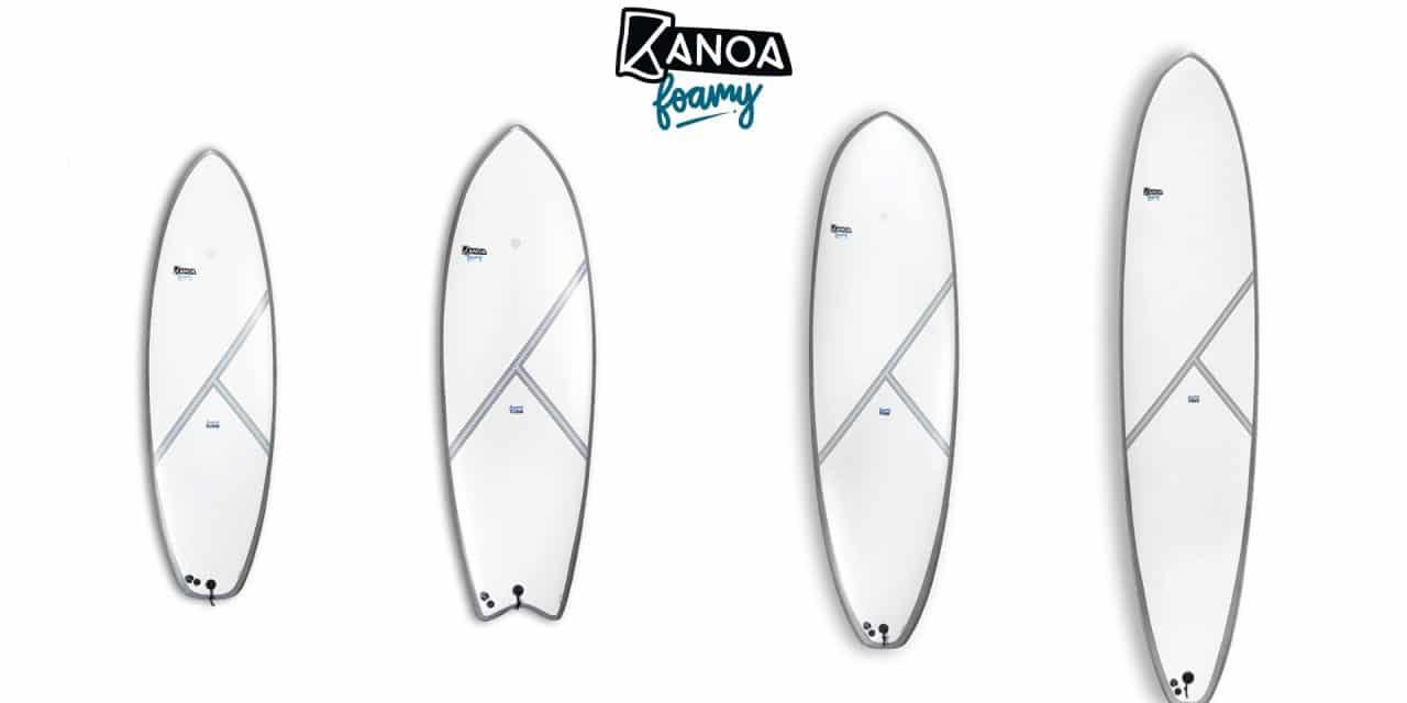 Kanoa Surfboards – Foamy Kollektion
