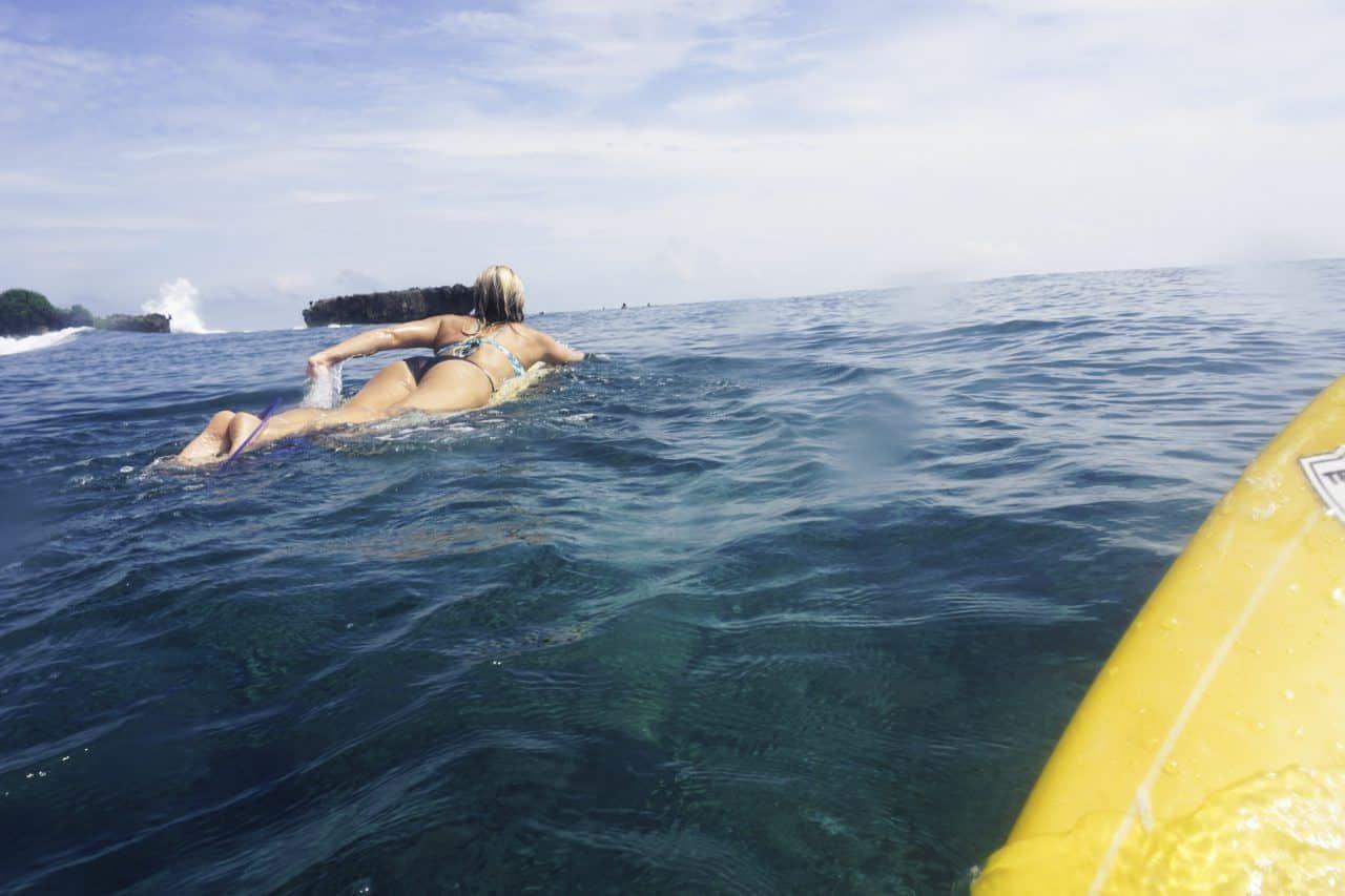 Surfen Tipps, Angst surfen