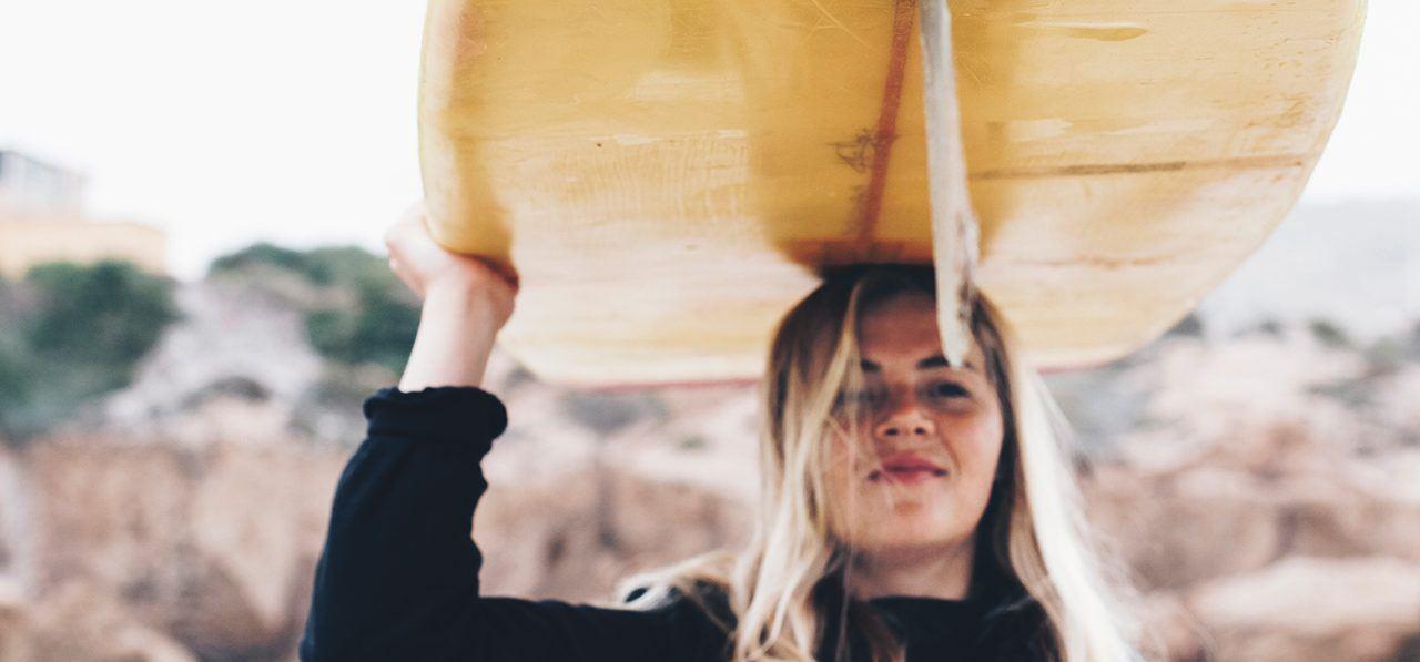 Träume verwirklichen – eine Surferin erzählt