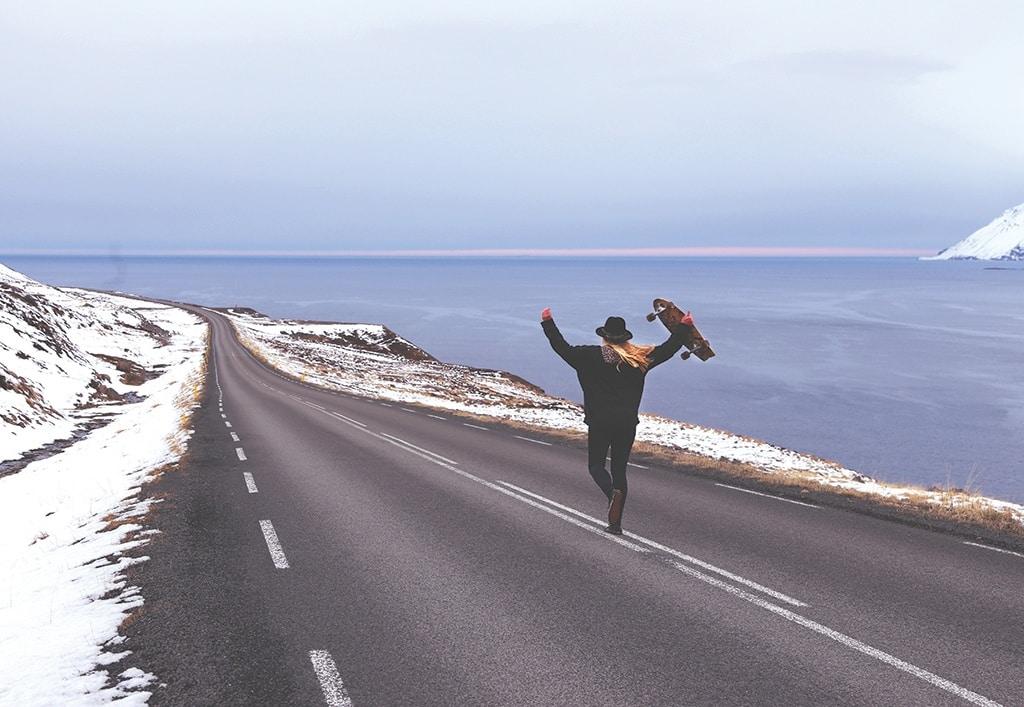 Träume verwirklichen - eine Surferin erzählt