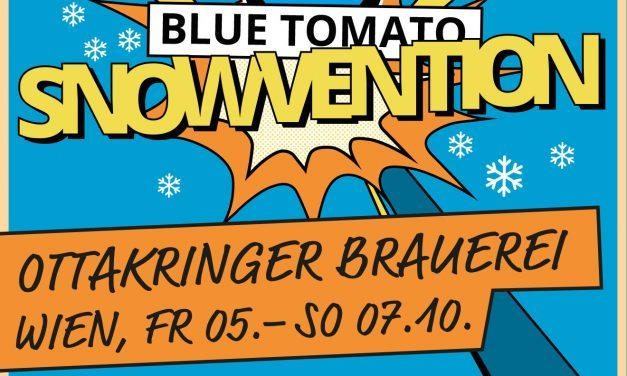 Blue Tomato Snowvention in Wien