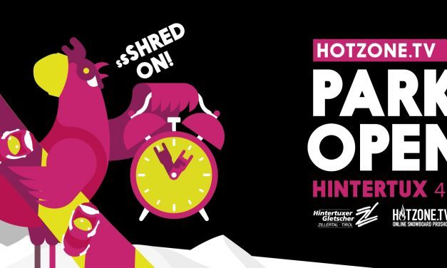 Hotzone.tv Park Opening Hintertux 2018