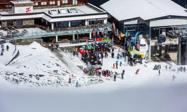 Snowboard-Saison 20/21 und Corona – Hotzone.tv Park Opening Hintertux