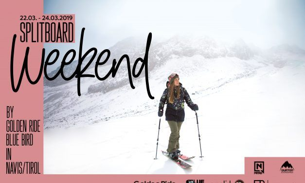 Girls Splitboard Weekend
