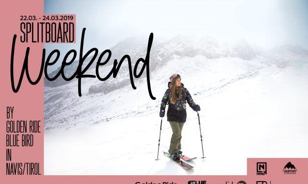 Girls Splitboard Weekend