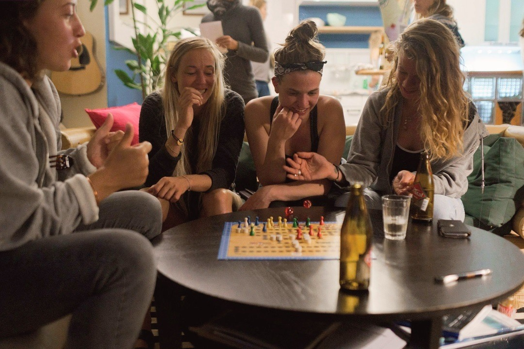 Game Night bei The Surf Experience
