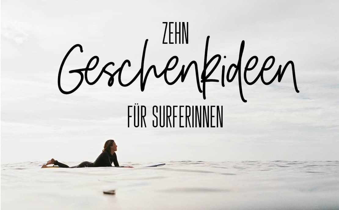 Surfbikini, Surfponcho, Surfart