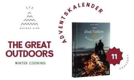 Adventskalender 11. Türchen: The Great Outdoors: Winter Cooking