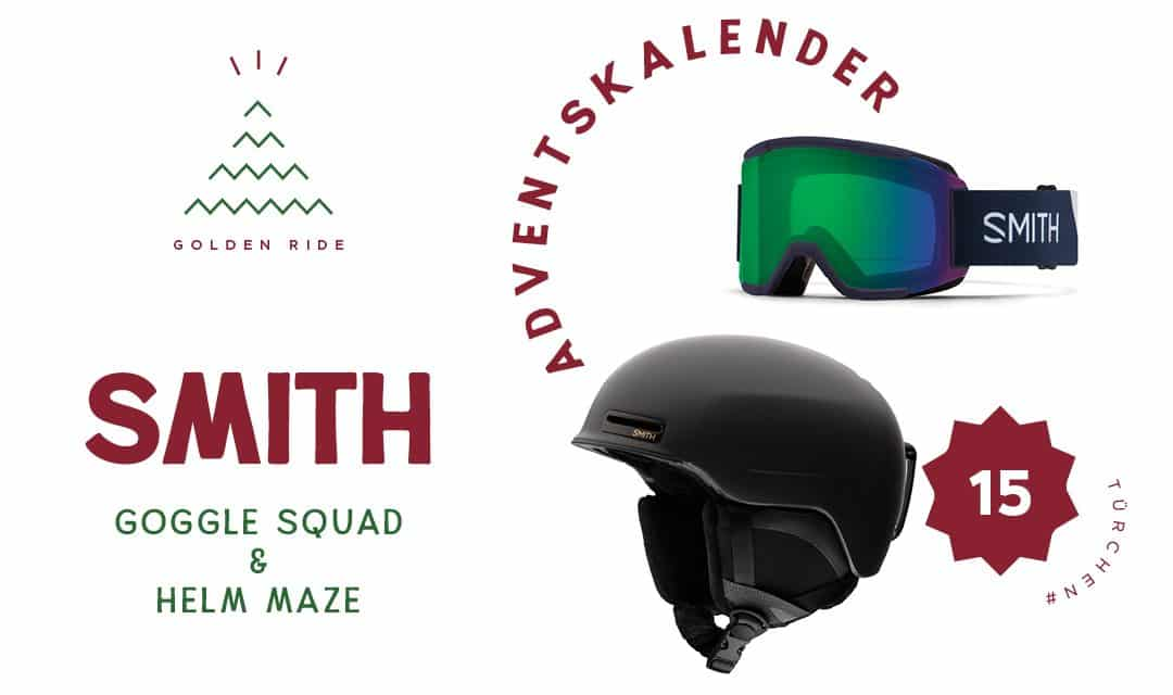 Adventskalender 15. Türchen: Smith Squad und Maze