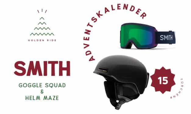 Adventskalender 15. Türchen: Smith Squad und Maze