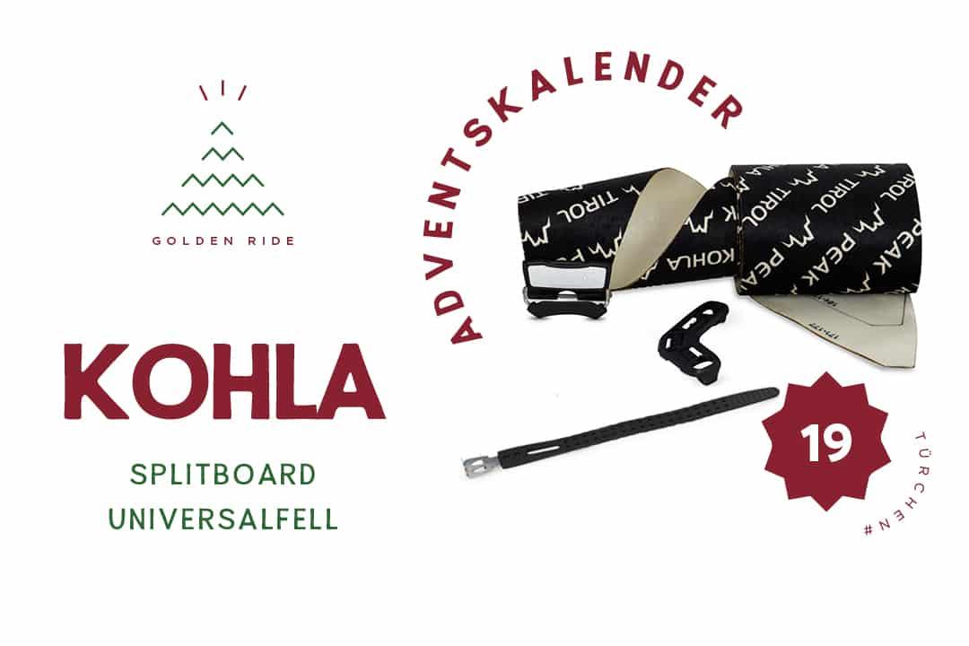 Kohla Splitboard Universalfell
