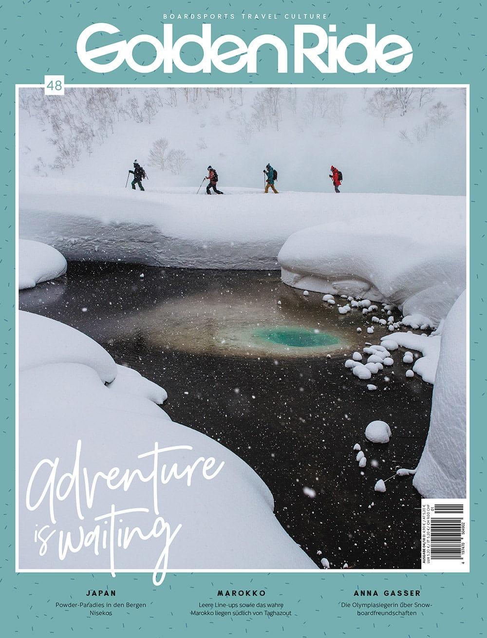 Golden Ride Magazine