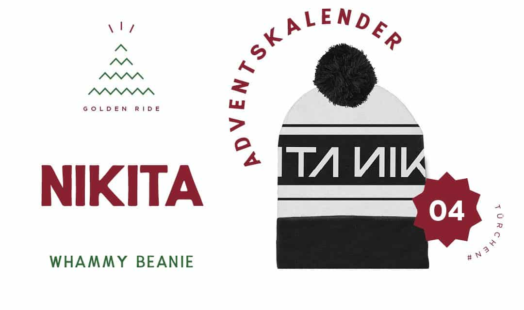 Adventskalender 4. Türchen: Beanie Whammy von Nikita Clothing