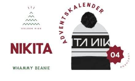 Adventskalender 4. Türchen: Beanie Whammy von Nikita Clothing