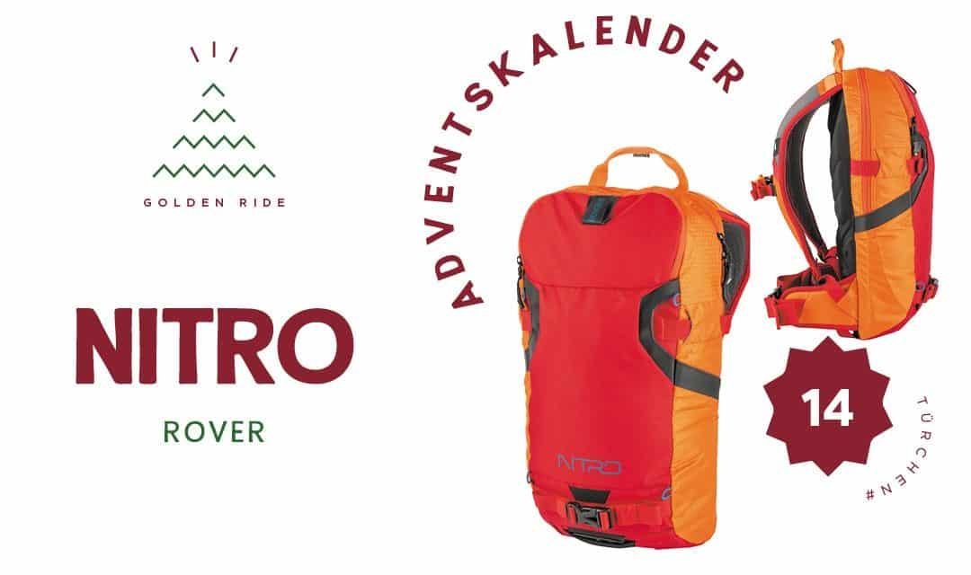 Adventskalender 14. Türchen: Nitro Rover Rucksack