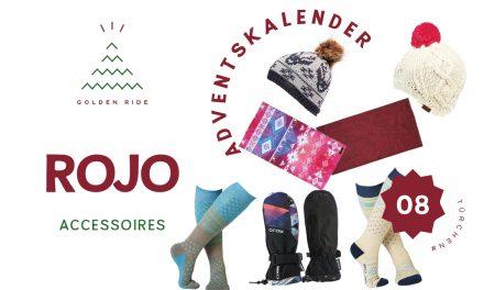 Adventskalender 8. Türchen: Accessoires von Rojo Outerwear