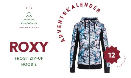 Adventskalender 12. Türchen: Roxy Frost Zip-Up Hoodie