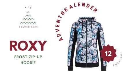 Adventskalender 12. Türchen: Roxy Frost Zip-Up Hoodie